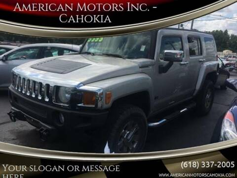 2006 HUMMER H3 for sale at American Motors Inc. - Cahokia in Cahokia IL