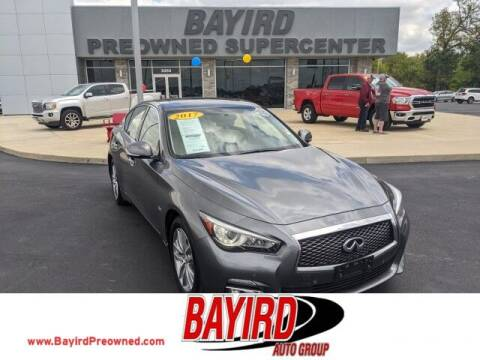 2017 Infiniti Q50 for sale at Bayird Truck Center in Paragould AR