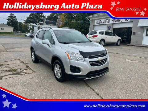 2015 Chevrolet Trax for sale at Hollidaysburg Auto Plaza in Hollidaysburg PA