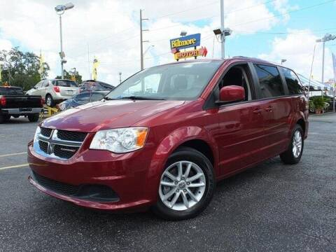 2014 Dodge Grand Caravan for sale at Automotive Credit Union Services in West Palm Beach FL