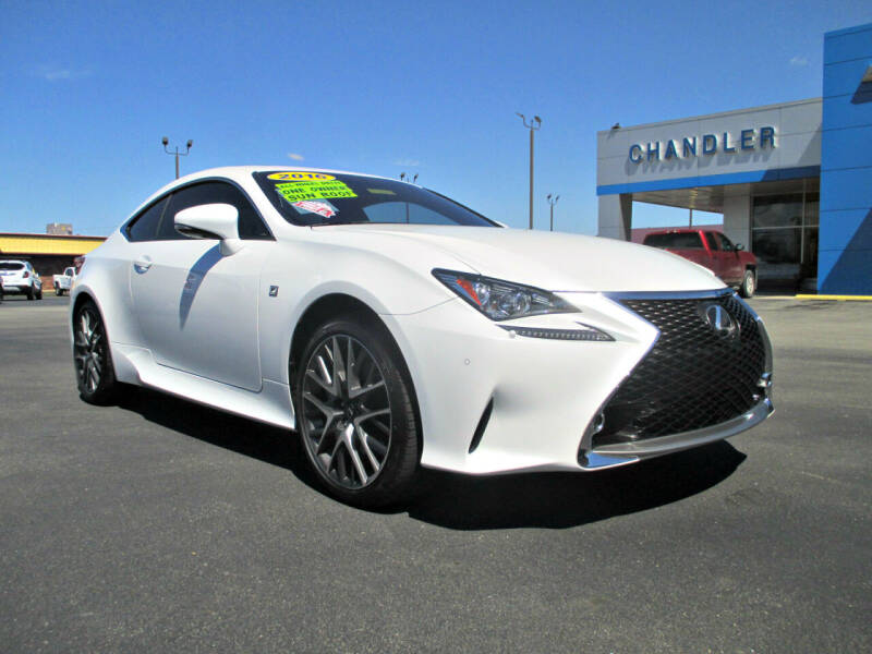 2016 Lexus RC 300 for sale in Madison, IN