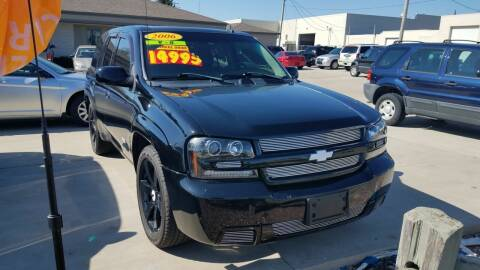 2006 Chevrolet TrailBlazer for sale at Kenosha Auto Outlet LLC in Kenosha WI