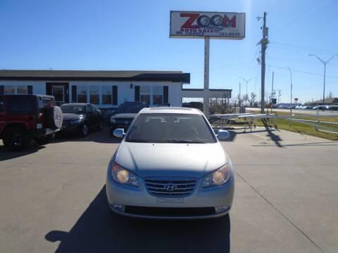 2010 Hyundai Elantra for sale at Zoom Auto Sales in Oklahoma City OK
