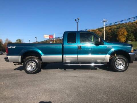 2002 Ford F-250 Super Duty for sale at BARD'S AUTO SALES in Needmore PA
