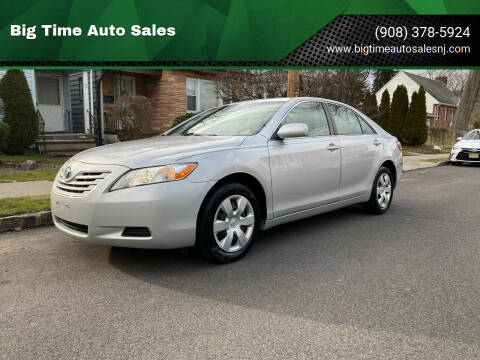 2009 Toyota Camry for sale at Big Time Auto Sales in Vauxhall NJ