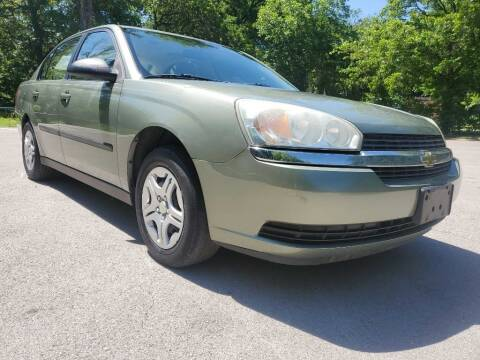 2005 Chevrolet Malibu for sale at Thornhill Motor Company in Lake Worth TX