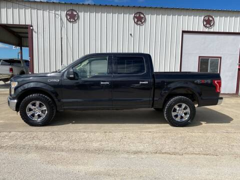2015 Ford F-150 for sale at Circle T Motors INC in Gonzales TX