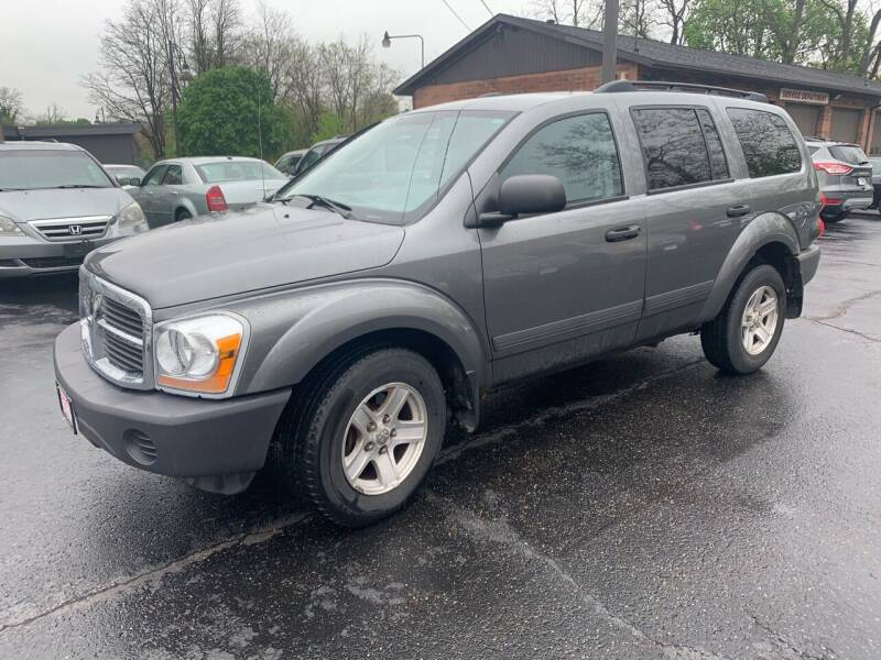 2006 Dodge Durango for sale at Superior Used Cars Inc in Cuyahoga Falls OH