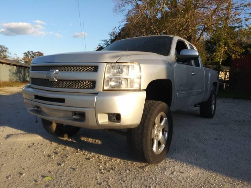 2011 Chevrolet Silverado 1500 for sale at Best Buy Autos in Mobile AL