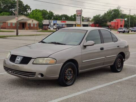 2005 Nissan Sentra for sale at Loco Motors in La Porte TX