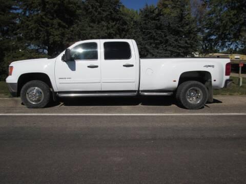 2013 GMC Sierra 3500HD for sale at Joe's Motor Company in Hazard NE