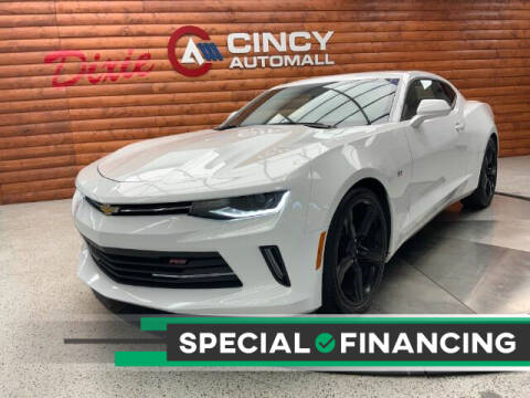 2017 Chevrolet Camaro for sale at Dixie Motors in Fairfield OH