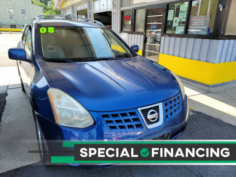 2008 Nissan Rogue for sale at VALLEY IMPORTS LLC in Cincinnati OH