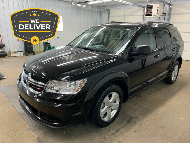 2018 Dodge Journey for sale at Bennett Motors, Inc. in Mayfield KY