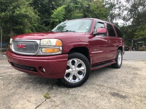2004 GMC Yukon for sale at Atlas Auto Sales in Smyrna GA