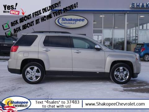 2013 GMC Terrain for sale at SHAKOPEE CHEVROLET in Shakopee MN