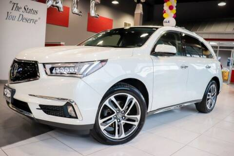 2017 Acura MDX for sale at Quality Auto Center of Springfield in Springfield NJ