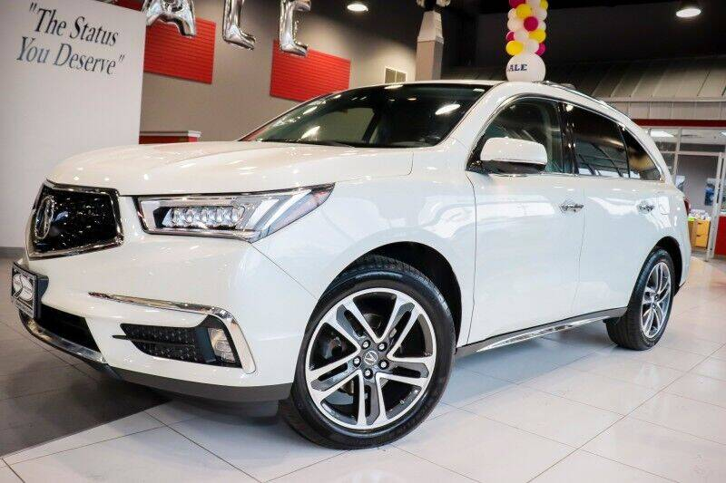 2017 Acura MDX for sale at Quality Auto Center in Springfield NJ