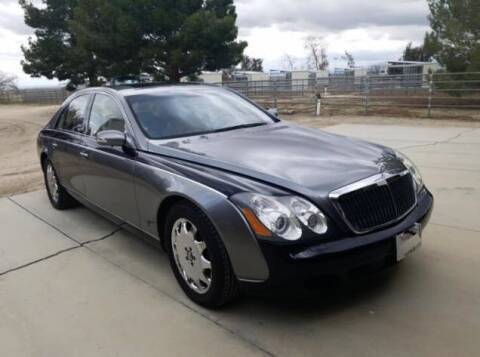 2004 Mercedes-Benz MAYBACH for sale at Luxury Auto Line in Atlanta GA