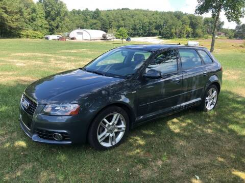 2011 Audi A3 for sale at THATCHER AUTO SALES in Export PA