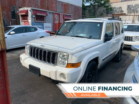 2010 Jeep Commander for sale at Raceway Motors Inc in Brooklyn NY