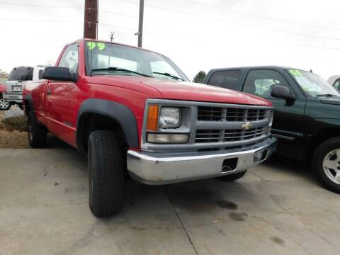 1999 Chevrolet C/K 2500 Series for sale at AP Auto Brokers in Longmont CO