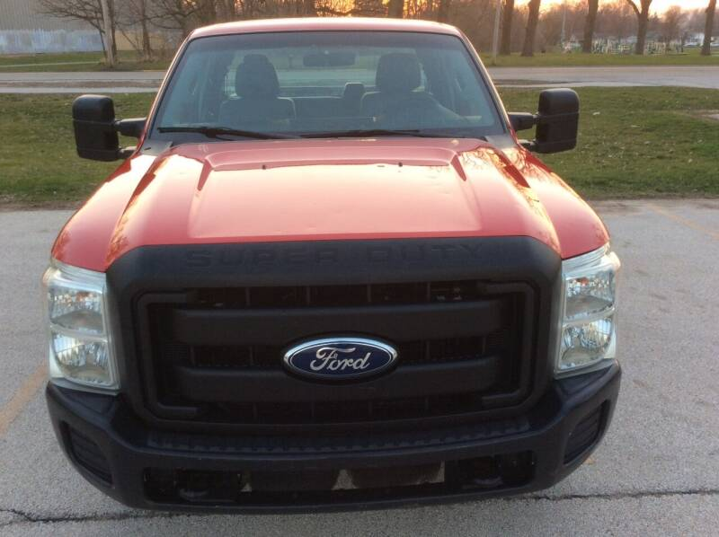2011 Ford F-250 Super Duty for sale at Luxury Cars Xchange in Lockport IL