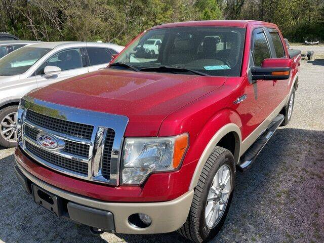 2010 Ford F-150 for sale at BILLY HOWELL FORD LINCOLN in Cumming GA