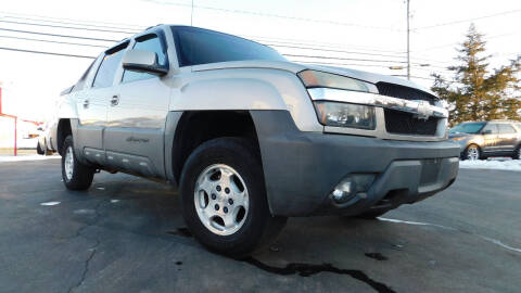 2004 Chevrolet Avalanche for sale at Action Automotive Service LLC in Hudson NY