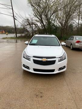 2014 Chevrolet Cruze for sale at MENDEZ AUTO SALES in Tyler TX