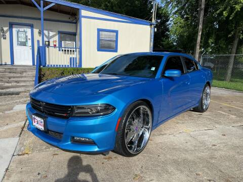 2015 Dodge Charger for sale at USA Car Sales in Houston TX