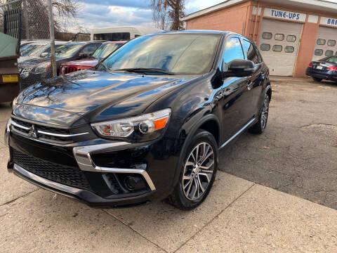 2019 Mitsubishi Outlander Sport for sale at Seaview Motors and Repair LLC in Bridgeport CT