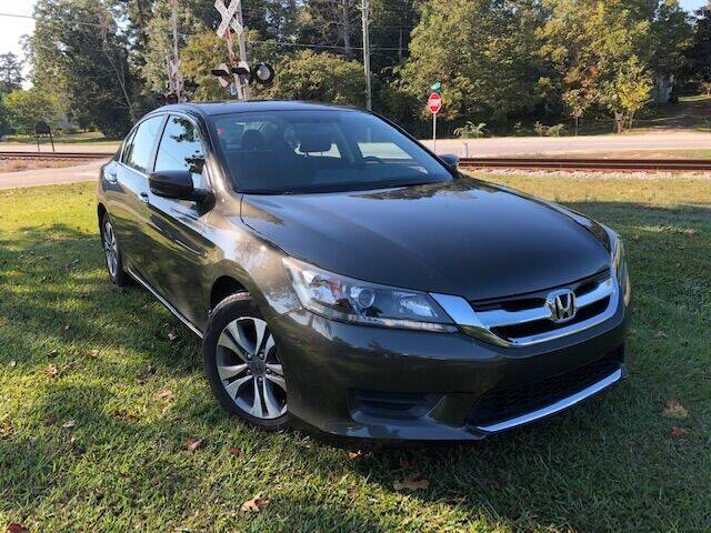2014 Honda Accord for sale at Automotive Experts Sales in Statham GA