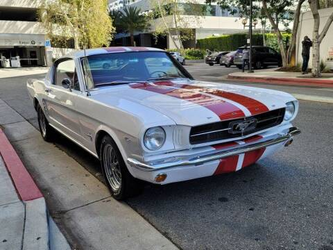 1965 Ford Mustang for sale at Vintage Car Collector in Glendale CA