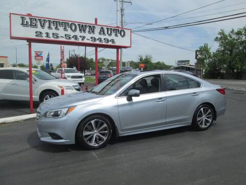 2016 Subaru Legacy for sale at Levittown Auto in Levittown PA