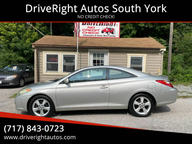 2005 Toyota Camry Solara for sale at DriveRight Autos South York in York PA