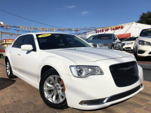 2015 Chrysler 300 for sale at Cars of Tampa in Tampa FL