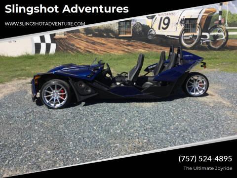 2018 Polaris Slingshot for sale at Slingshot Adventures in Virginia Beach VA