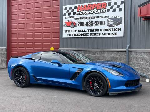 2015 Chevrolet Corvette for sale at Harper Motorsports-Vehicles in Post Falls ID