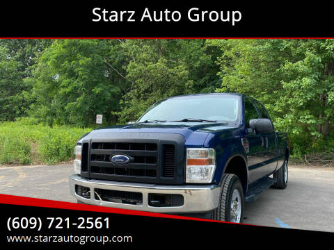 2008 Ford F-250 Super Duty for sale at Starz Auto Group in Delran NJ