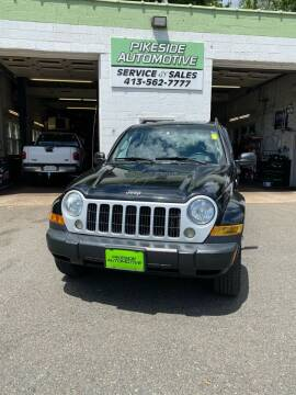 2007 Jeep Liberty for sale at Pikeside Automotive in Westfield MA