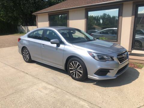2019 Subaru Legacy for sale at VITALIYS AUTO SALES in Chicopee MA