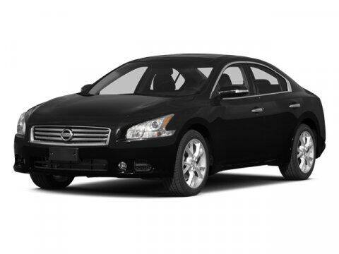 2014 Nissan Maxima for sale at BEAMAN TOYOTA GMC BUICK in Nashville TN