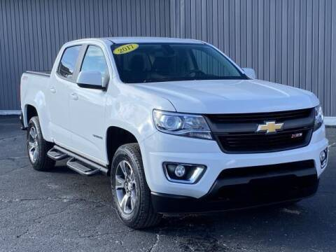 2017 Chevrolet Colorado for sale at Bankruptcy Auto Loans Now - powered by Semaj in Brighton MI