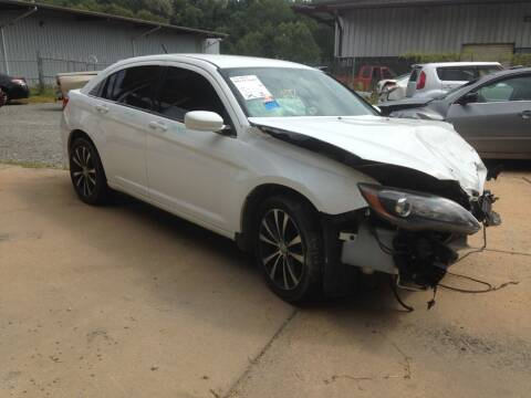2014 Chrysler 200 for sale at ASAP Car Parts in Charlotte NC