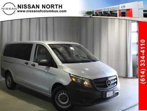 2016 Mercedes-Benz Metris for sale at Auto Center of Columbus in Columbus OH