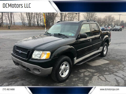 2003 Ford Explorer Sport Trac for sale at DCMotors LLC in Mount Joy PA