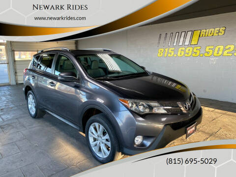 2015 Toyota RAV4 for sale at Newark Rides in Newark IL