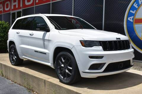 2019 Jeep Grand Cherokee for sale at Alfa Romeo & Fiat of Strongsville in Strongsville OH