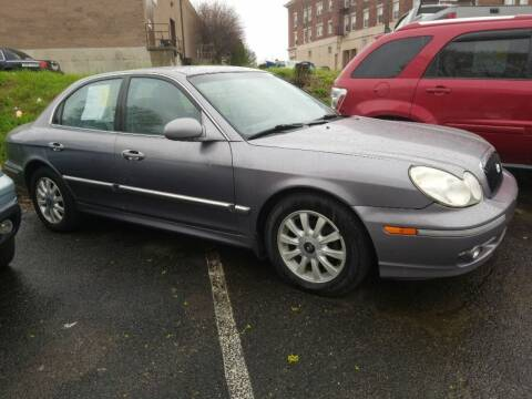 2005 Hyundai Sonata for sale at Berkshire County Auto Repair and Sales in Pittsfield MA
